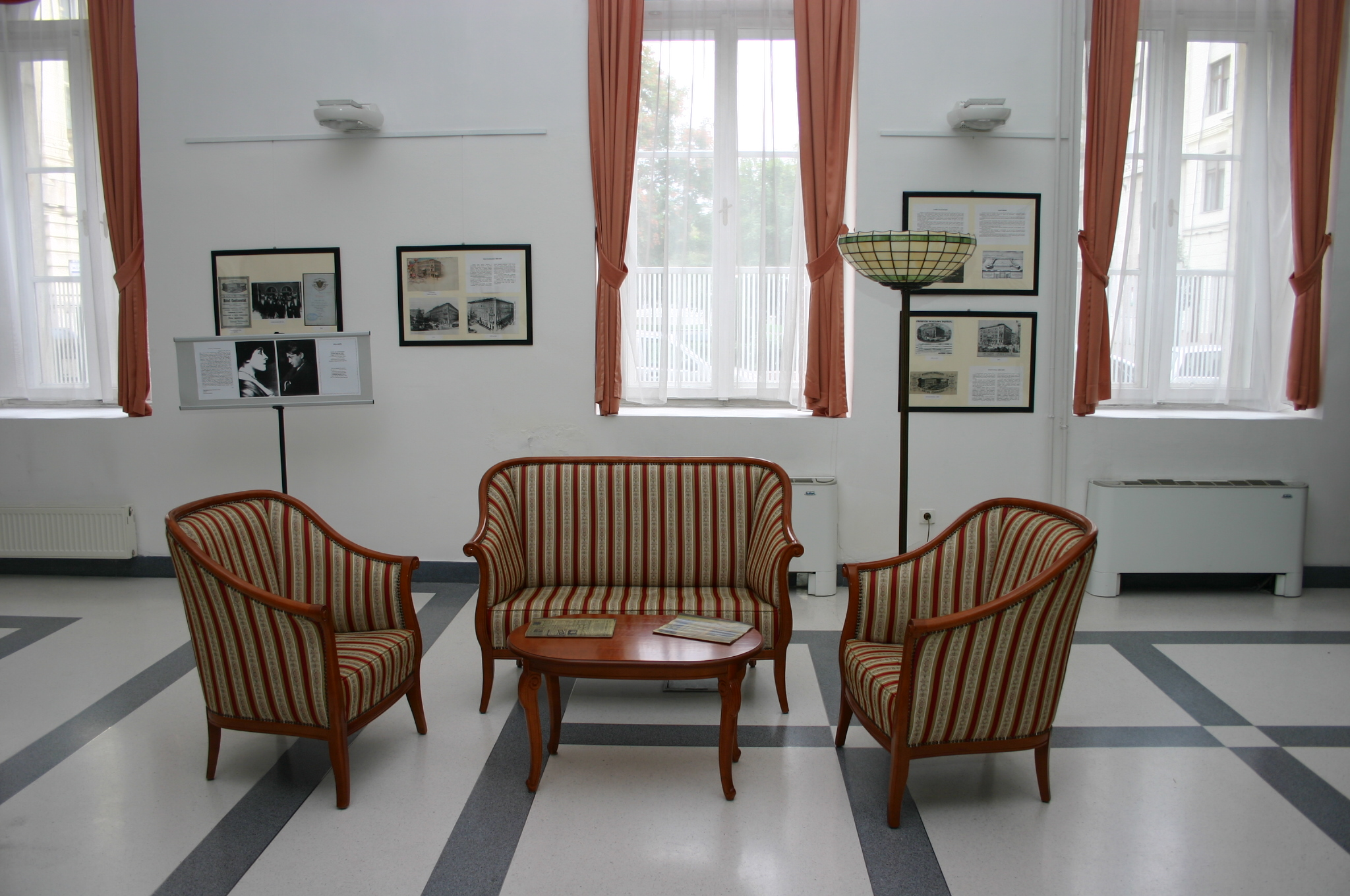 History of the building - exhibition.JPG